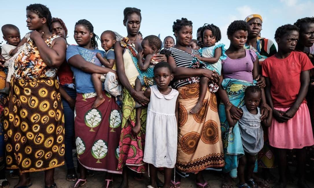 O PAM estima poder prestar assistência a 1,2 milhões de pessoas em Moçambique este ano.