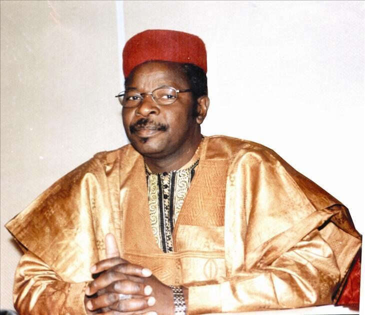 Tsohon shugaban Nijar Muhamane Ousmane