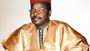 Tsohon shugabnan Nijar Muhamane Ousmane