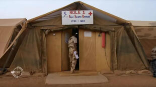 France-Défence-Médecine de guerre
