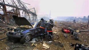 Le 21 septembre 2001, l'explosion de l'usine AZF avait provoqué une secousse équivalente à un séisme de 3,4 degrés sur l'échelle de Richter.