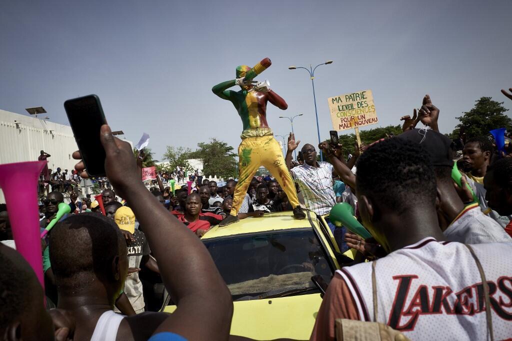 Mali-protests
