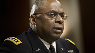 Retired army general Lloyd Austin, shown here in 2016 when he was still in the service, has been chosen by President-elect Joe Biden to be secretary of defense, US media reported