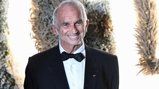 Alain Terzian, l'actuel président de l'Académie des César, doit faire face à une fronde de cinéastes. Photo prise en septembre 2019.