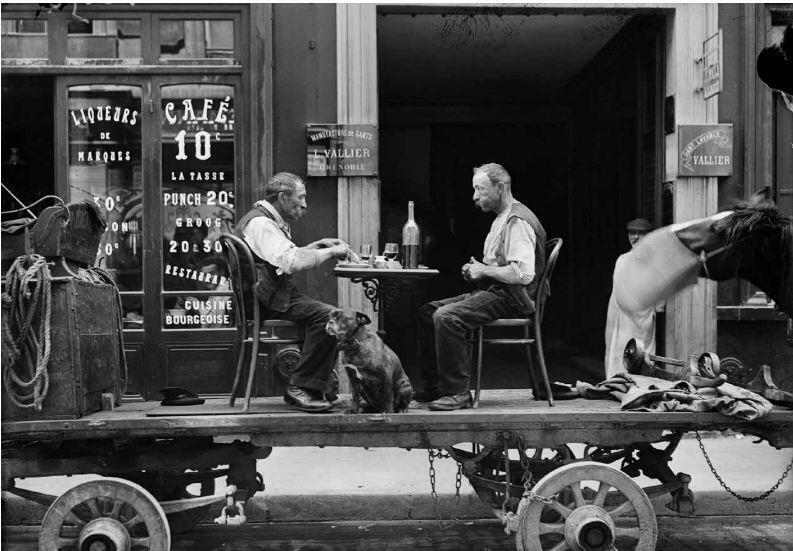 Париж, конец мая 1917 года