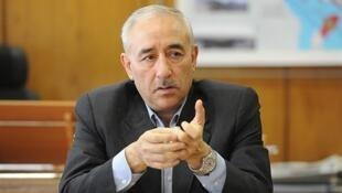 امیر حسین زمانینیا، معاون امور بینالملل و بازرگانی وزیر نفت