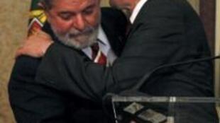 Lula e José Socrates
