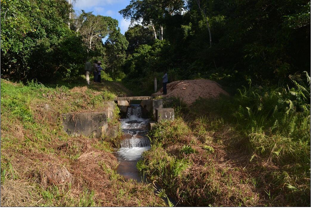Marere Springs in coastal Kenya