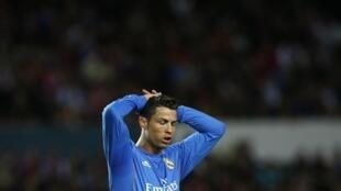 Cristiano ya dafe kai a karawar Real Madrid da Sevilla