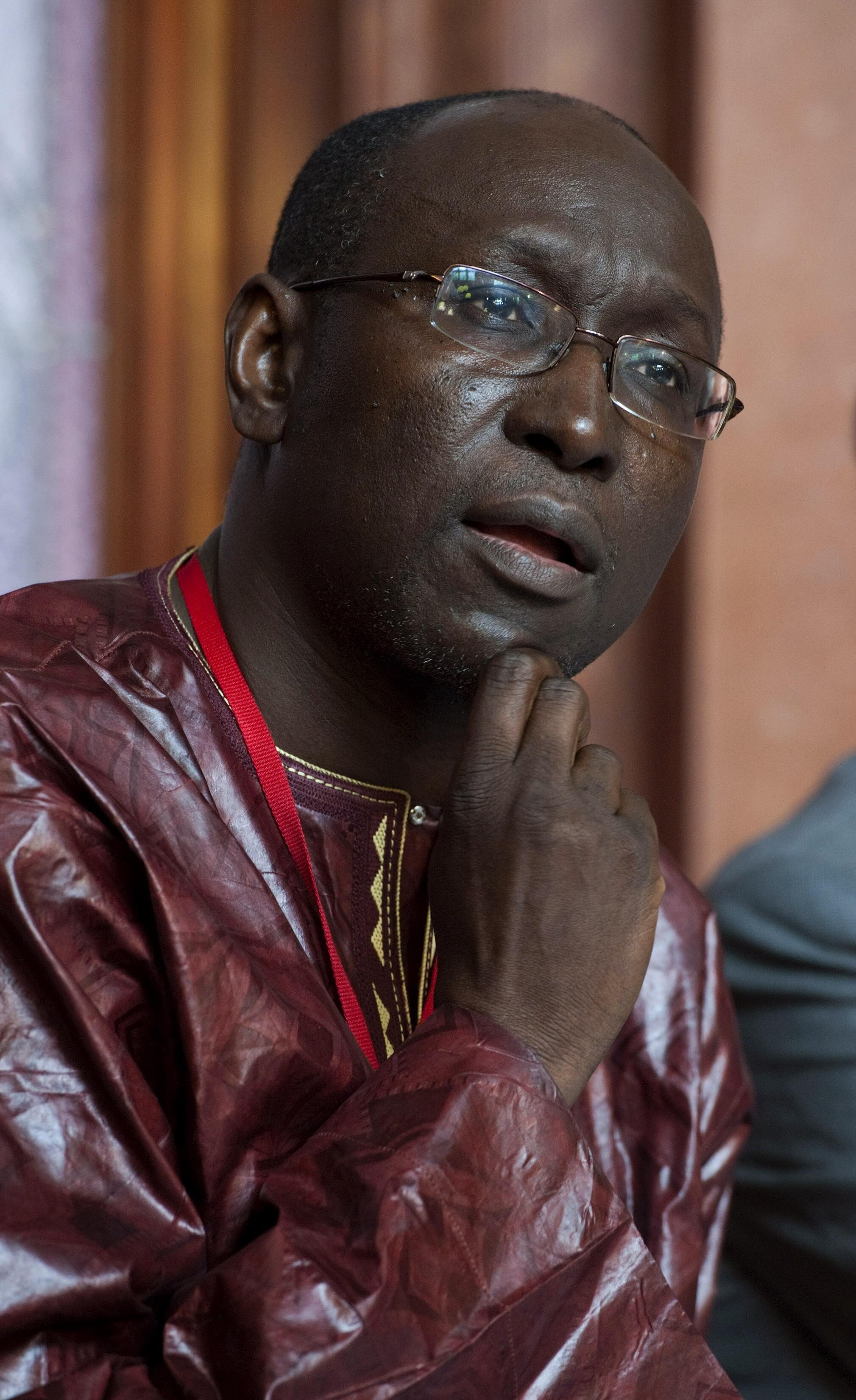 Pape Ibrahima Kane.