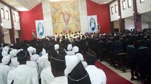 Liberia's Catholic Church in sex abuse scandal