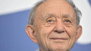 Doc giant: US director Frederick Wiseman has made over 40 documentaries, mostly about US institutions