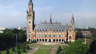 The International Court of Justice in The Hague, The Netherlands.