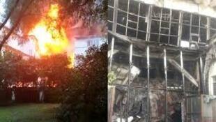 哈尔滨温泉酒店火灾19人遇难,2018年8月25日