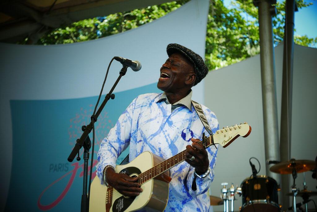 Boubacar Traoré.