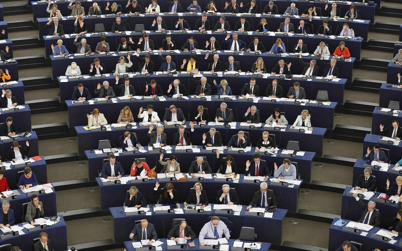 Европейский парламент призвал к сохранению «полиэтнической среды» полуострова Крым.