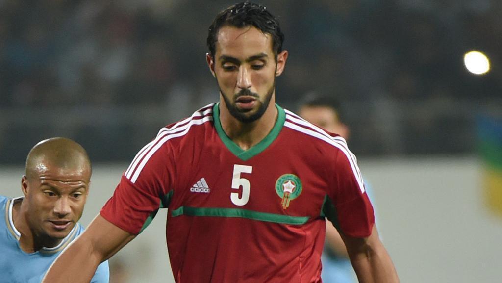 Mehdi Benatia, mchezaji wa timu ya taifa ya Morocco.