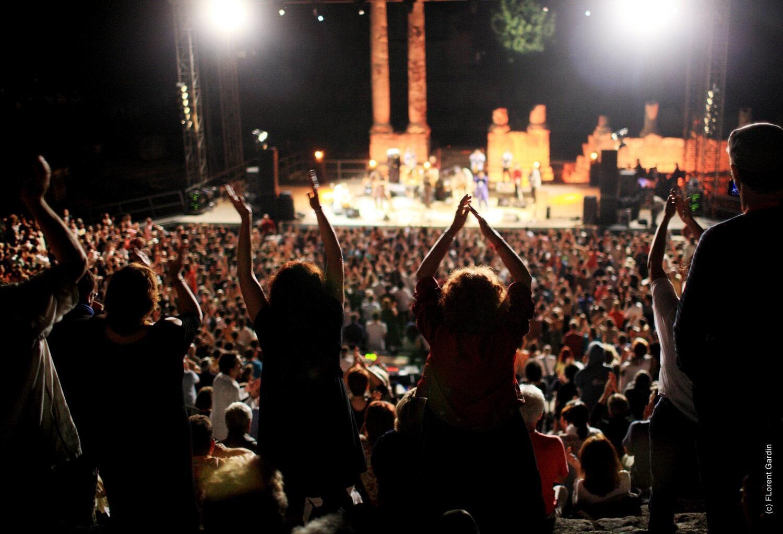 """El Festival """"Les Suds à Arles"""" se extenderá hasta el 15 de julio."""