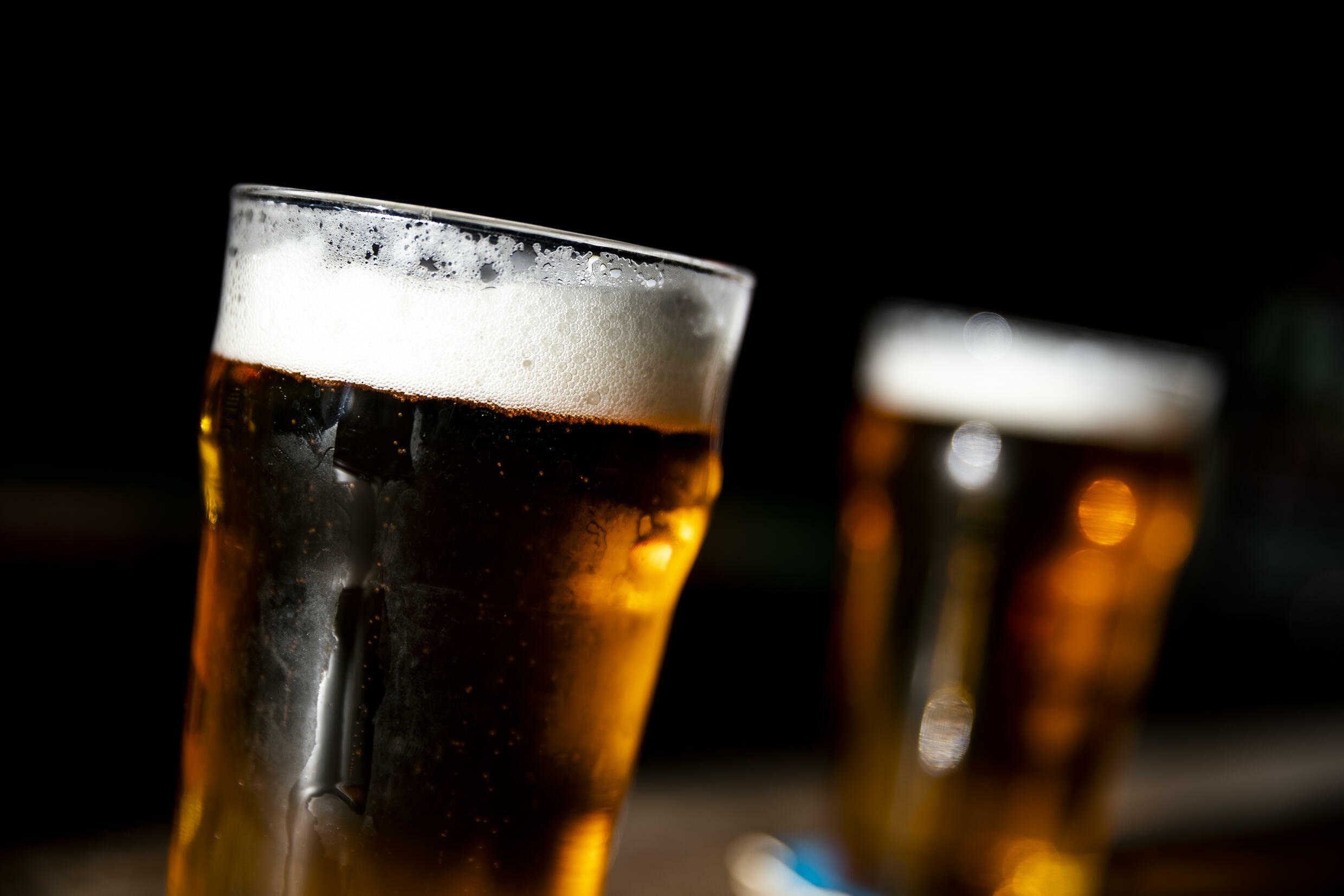 Most cases were linked to heavy drinking, but one in seven of these alcohol-related cancers were linked to moderate consumption of two drinks a day