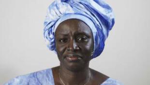 Le Premier ministre sénégalais Aminata Touré, à Dakar, le 2 septembre 2013 au lendemain de sa nomination.