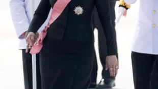 Công chúa Thái Lan, Ubolratana Rajakanya. Ảnh chụp ngày 27/10/2017 tại Hoàng Gia, Bangkok.