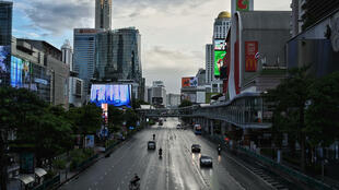 Thailand's capital and nine provinces are under stricter Covid restrictions as virus infections surge in the kingdom