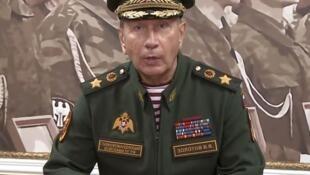 Кадр из видеобращения Виктора Золотова, опубликованного в Youtube 11 сентября 2018