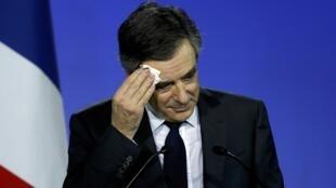 Победитель праймериз правых Франсуа Фийон
