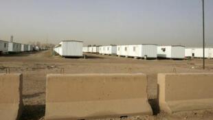"""اردوگاه """"لیبرتی"""" پایگاه اعضای سازمان مجاهدین خلق در غرب بغداد"""