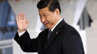 中國國家主席習近平 2014年3月25日 荷蘭海牙