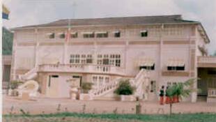 L'Assemblée nationale du Bénin.