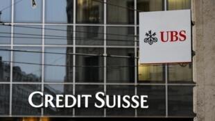 Kể từ năm 2018, Liên Hiệp Châu Âu và Thụy Sĩ trao đổi tự động các thông tin tài khoản ngân hàng - AFP / F. COFFRINI