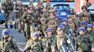 韓美今天開始大規模軍事演習