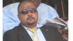 Joshua Osih, vice président du Social Democratic Front.
