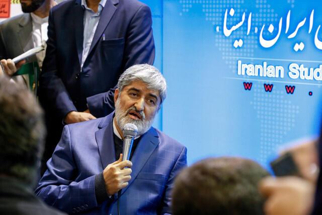 علی مطهری نمایندۀ مجلس دهم شورای اسلامی ایران