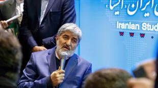 علی مطهری نایب رئیس دوم مجلس شورای اسلامی ایران