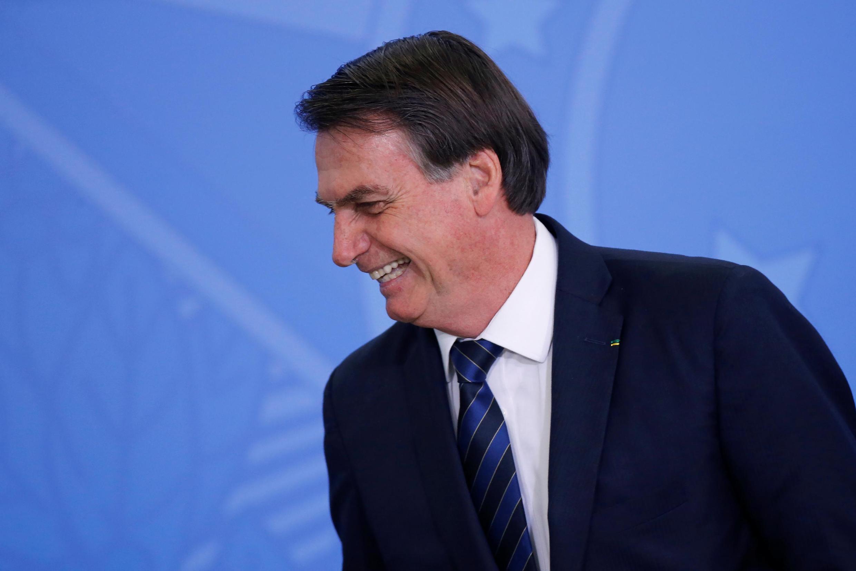 ژائیر بولسونارو رئیس جمهوری برزیل