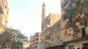 Shambulizi lililenga kanisa la Mar Mina katika kusini mwa Cairo.
