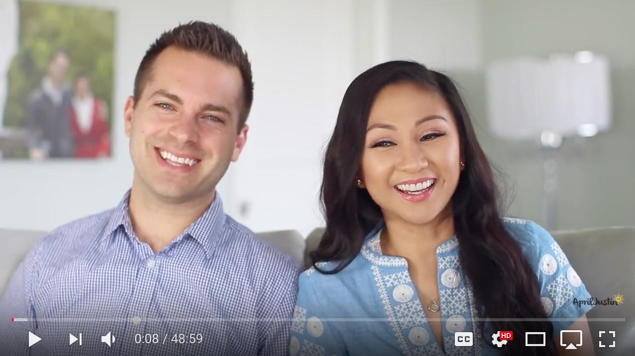 La chaîne familiale du couple californien totalise 350 000 abonnés sur YouTube.