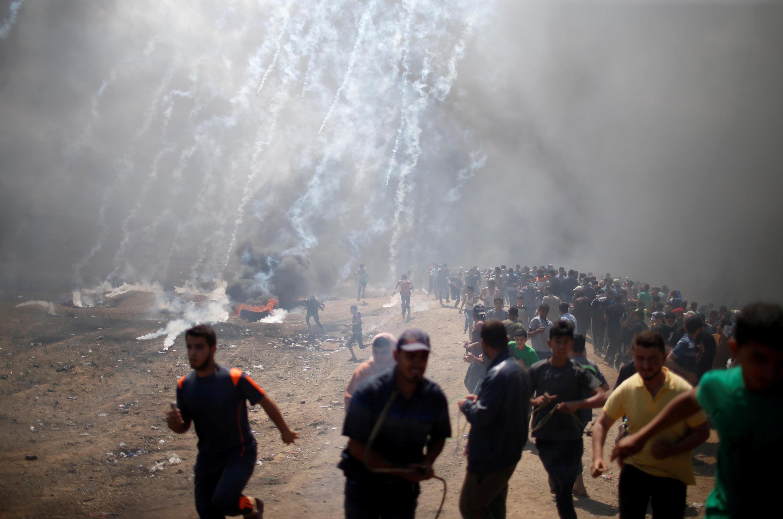 Wani harin da Isra'ila ta kai wa Gaza
