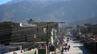 Quetta ទីរួមខេត្ត Baloutchistan នៃប្រទេសប៉ាគីស្ថាន