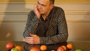 L'auteur Kiko Herrero.