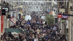 رشد جمعیت فرانسه به طور متوسط سالانه نیم درصد است