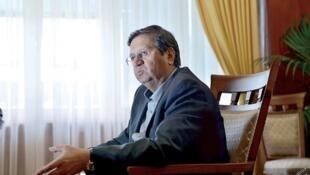 Abdolnasser Hemmati_president de la banque centrale iranienne