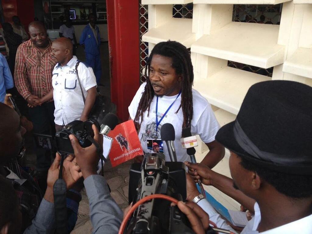 Msanii wa  Reggae kutoka Goma DRC Mack el Sambo