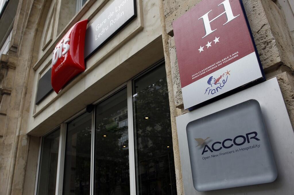 Un hôtel de la chaîne Ibis, à Paris (photo d'illustration).
