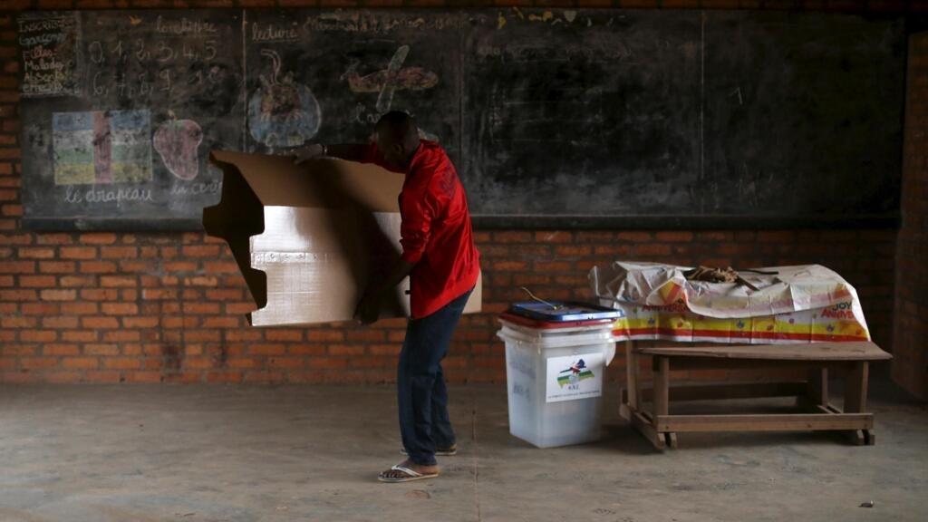 Centrafrique: un projet de loi électorale fait monter la société civile au créneau
