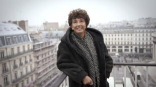 Françoise Rudetzki, présidente fondatrice de l'association SOS Attentats