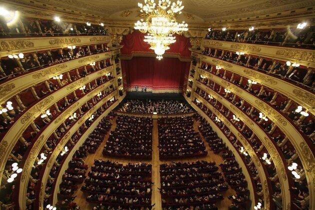 Nhà hát La Scala Milano