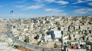 Amman, la capitale jordanienne.